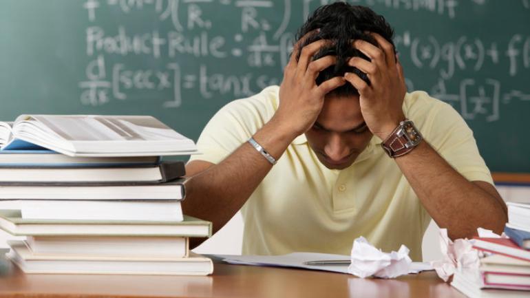 stresse student